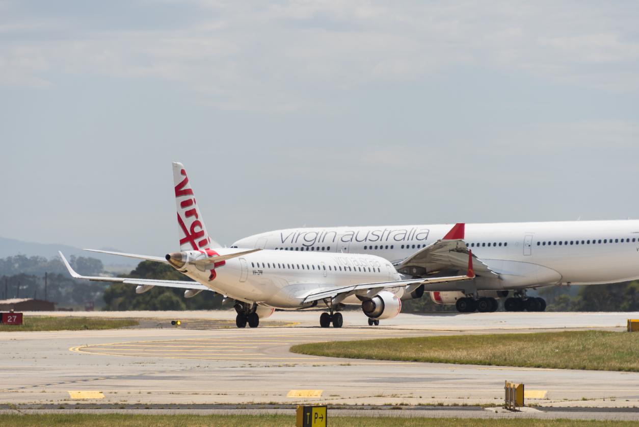 Virgin CEO denies the airline was 'in trouble' pre-coronavirus