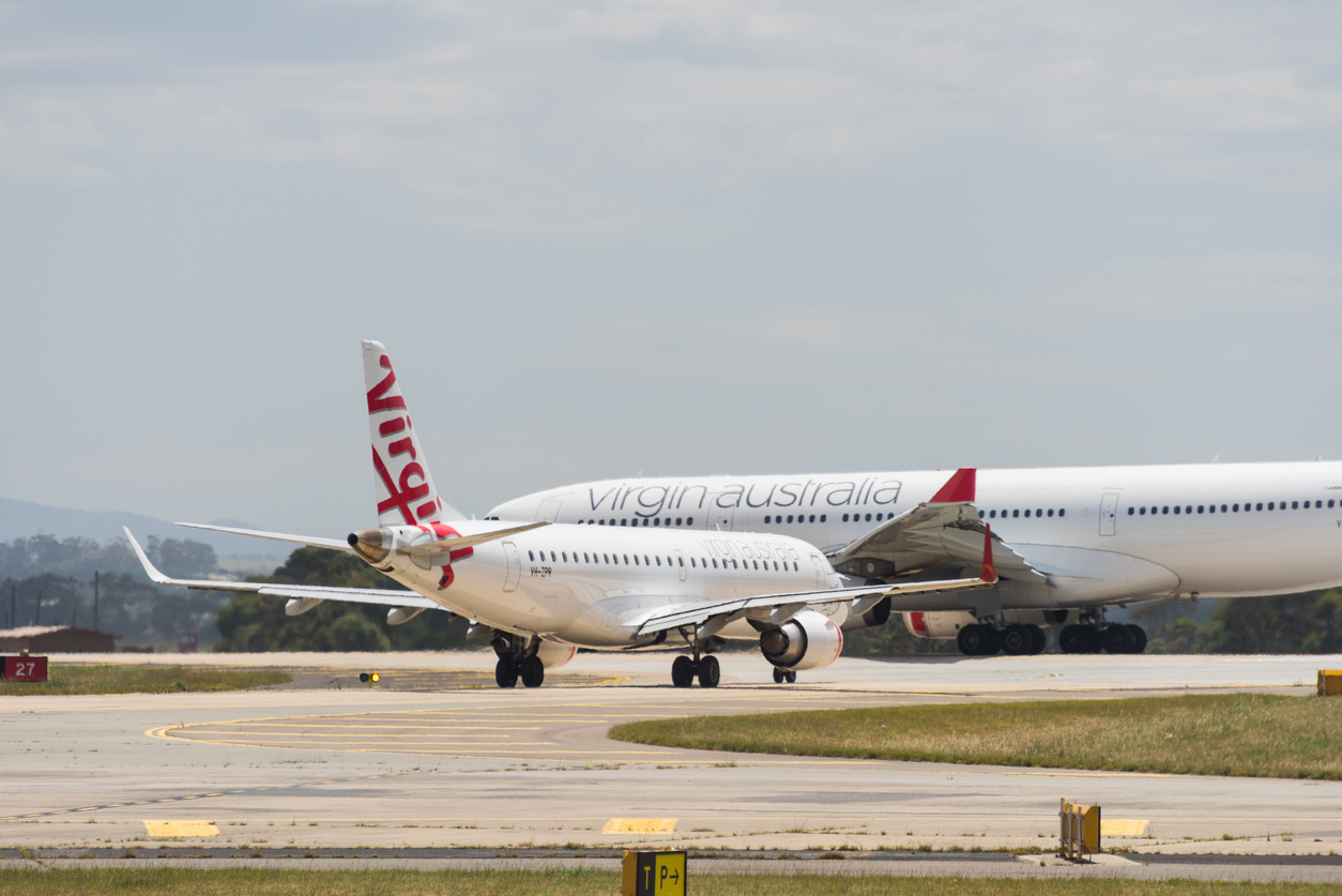 Article image for Virgin CEO denies the airline was 'in trouble' pre-coronavirus