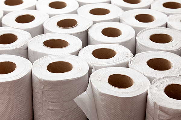 Article image for Politician caught bulk-buying toilet paper – but he has a great excuse