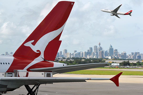 Article image for Qantas slammed over 'stubborn' coronavirus response