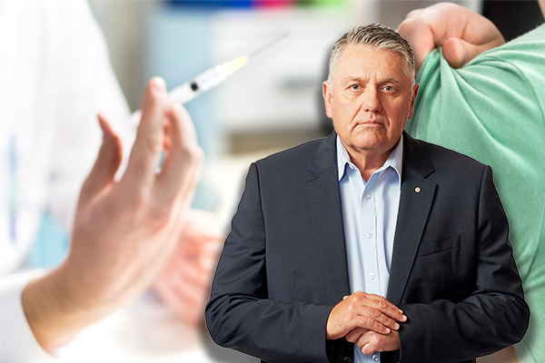 Article image for Ray Hadley names and shames anti-vax osteopath