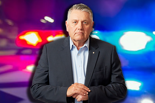 Article image for Ray Hadley slams police decision after man allegedly tried to set partner on fire