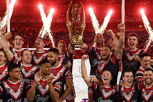 Sydney Roosters will be ready for May 28 says co-captain