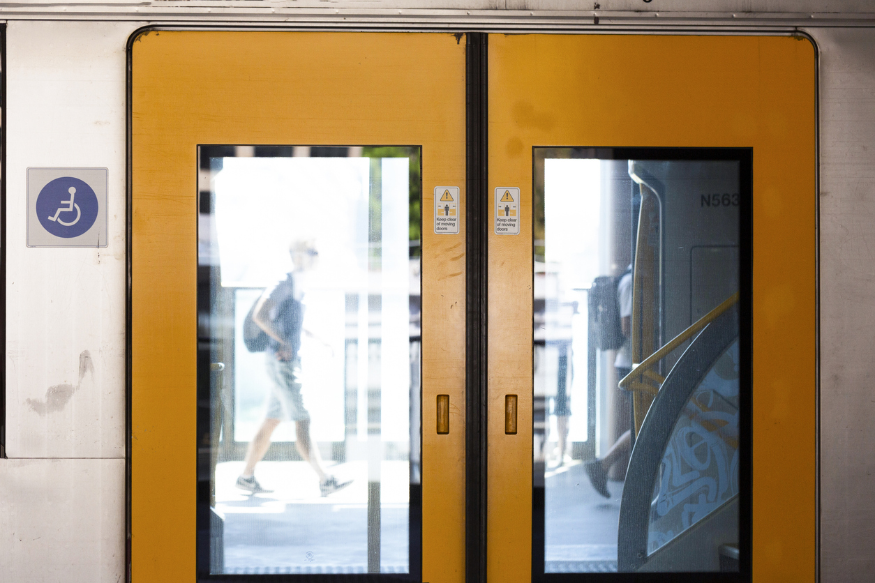 Commuters urged to save a spot for tradies as regular transport schedule returns