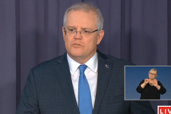 Article image for Scott Morrison accused of failed diplomacy with China