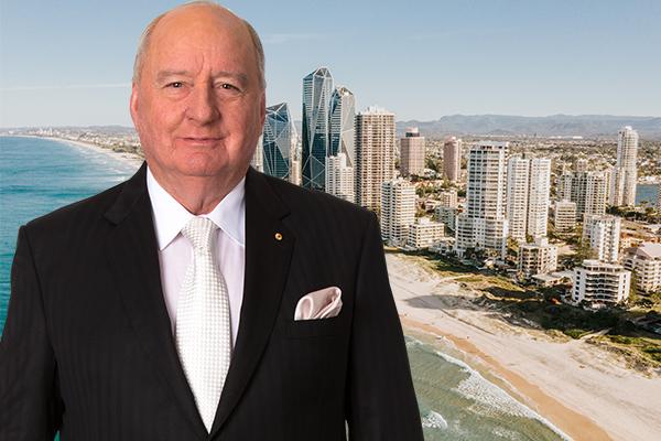 'Trust us!': Alan Jones blasts QLD border closure