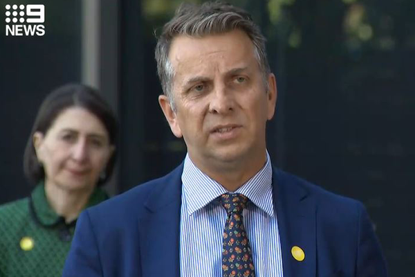 NINE EXCLUSIVE: Andrew Constance confirms he'll contest Eden-Monaro seat