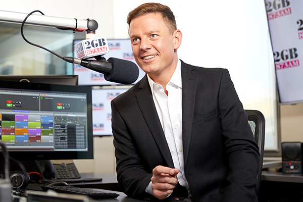 Article image for TODAY | Ben Fordham launches new 2GB Breakfast show