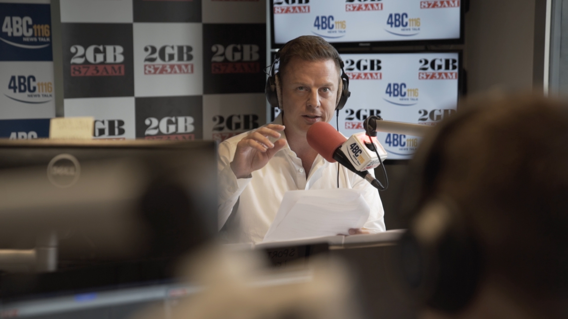 Article image for Ben Fordham unveiled as new host of 2GB Breakfast