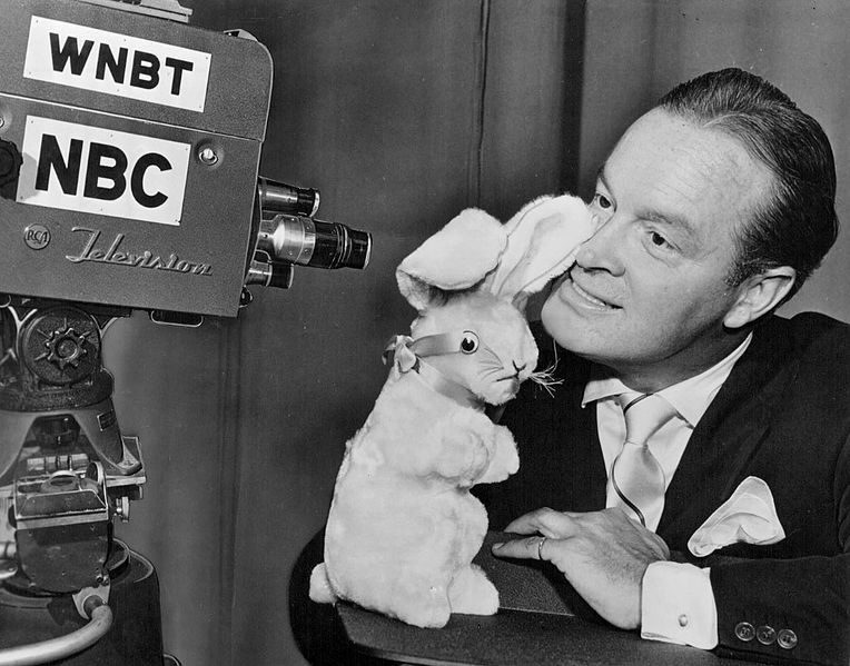 Bob Hope: 100 years of laughs