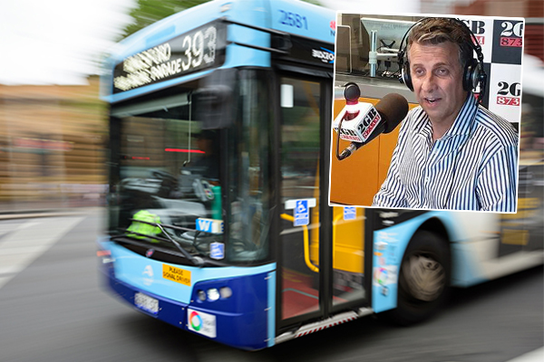 Article image for Public transport problems identified on first full-time school day