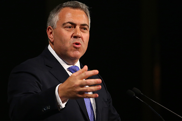 Joe Hockey says US must reopen to avoid 'human rights issue'