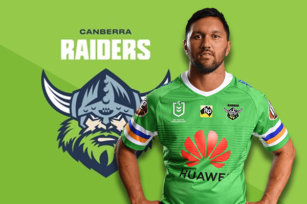 Article image for Canberra Raiders have 'hunger and drive' to win this year