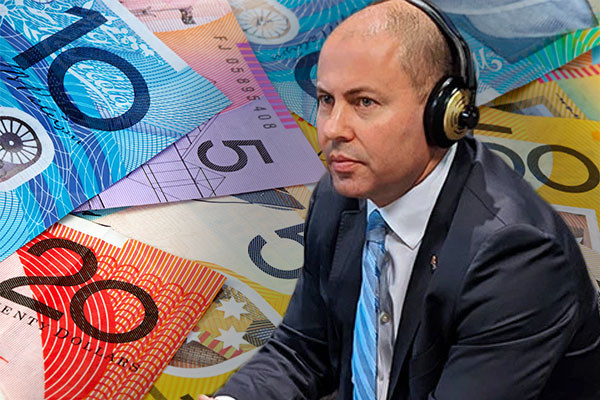 Article image for Tax cuts could be brought forward to boost economy: Treasurer Josh Frydenberg