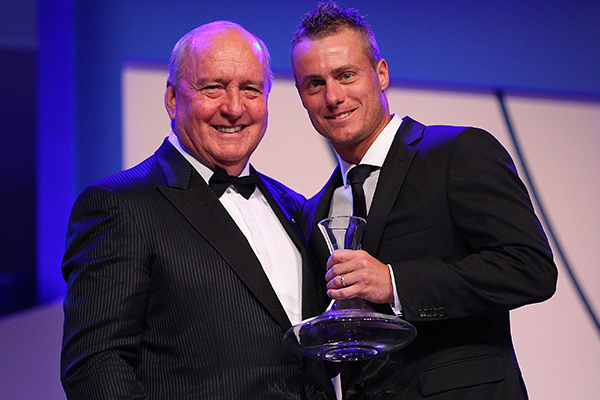 Lleyton Hewitt calls in to pay tribute to 'mate' Alan Jones