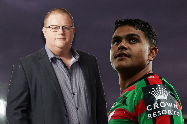 Article image for 'Spare me the sob story': Mark Levy fires up over Latrell Mitchell saga