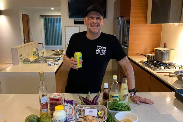 Chef plans regional rescue by making viewers jealous