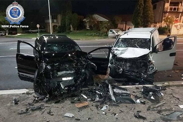 Article image for Boy injured in horror multi-vehicle crash