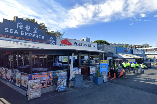 Thousands of free fish meals handed out by Sydney business