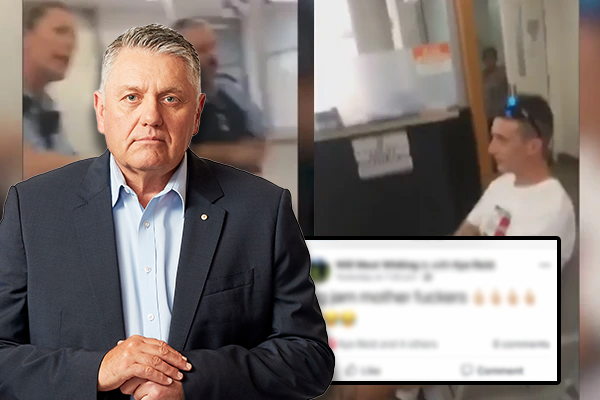 Article image for Ray Hadley tears into convicted cougher's social media mockery