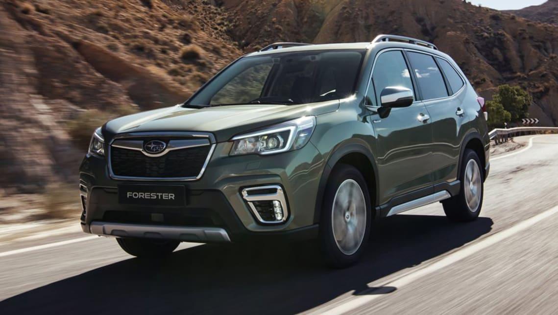 Subaru Forester Hybrid - 1