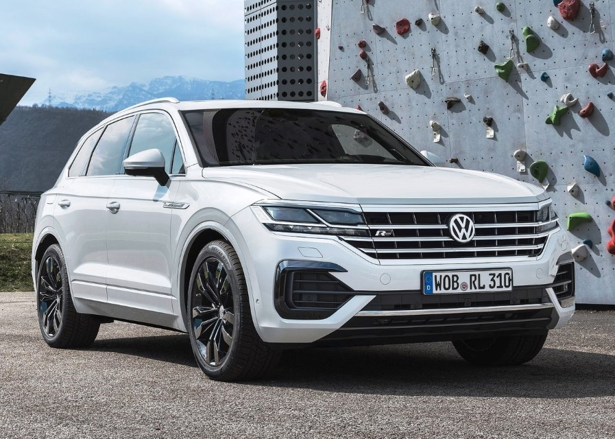 Volkswagen Toureg 4