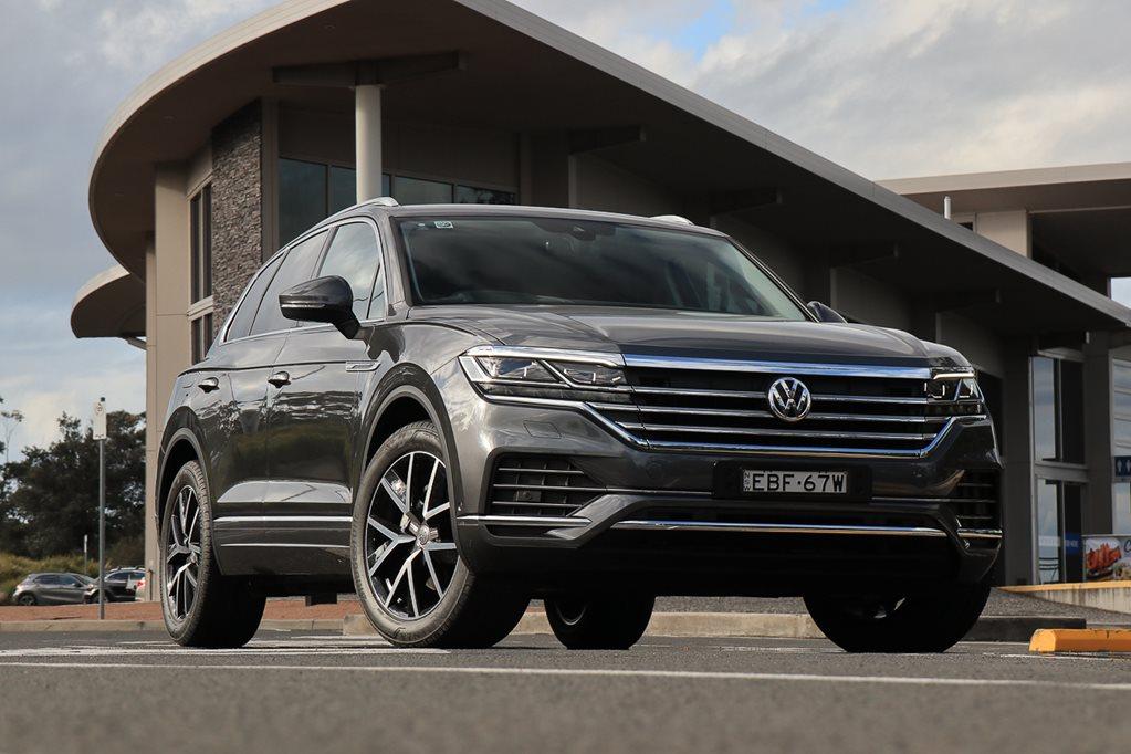 Volkswagen Toureg 5