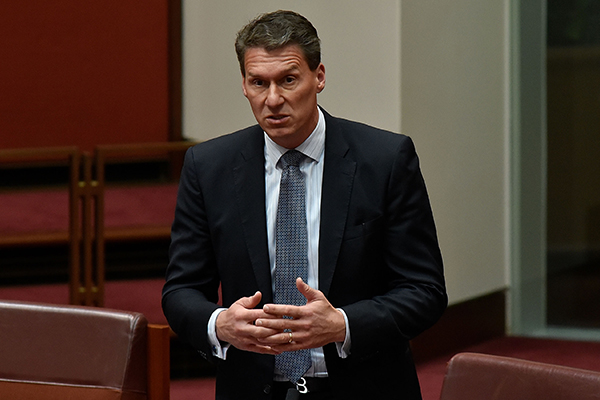 Article image for 'People are scared': Cory Bernardi weighs in on coronavirus lockdown
