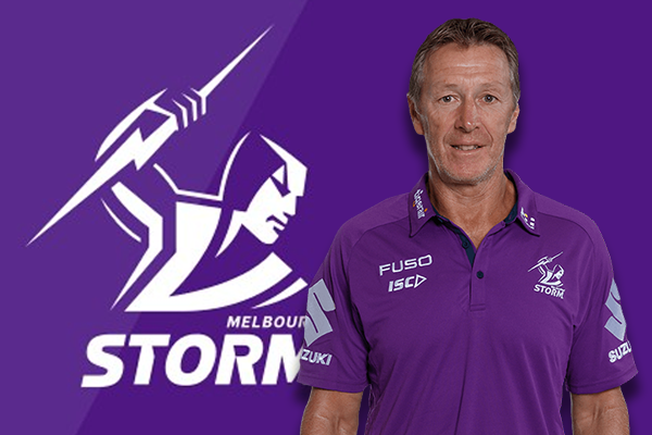 Article image for Storm coach respectful of Cameron Smith's retirement decision