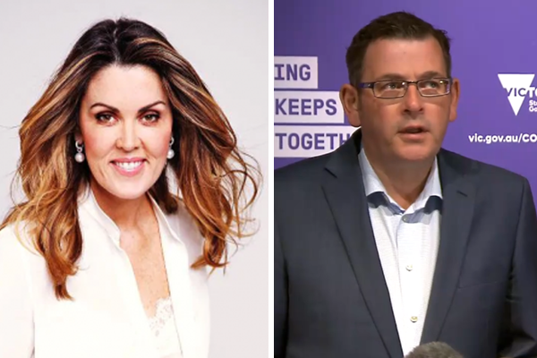 'It's a socialist republic': Peta Credlin defends criticism of Victorian Premier