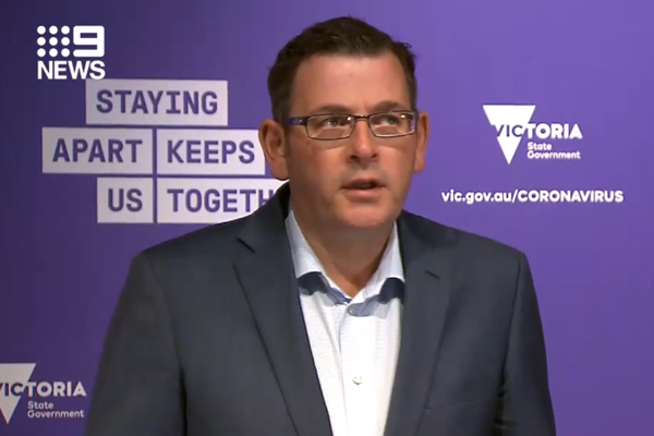 Article image for 'Heavens above!': Victorian Premier lashed over spike in COVID-19 cases