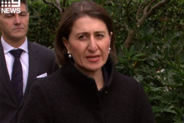 'I don't say this flippantly': Assistant Treasurer weighs in on Gladys Berejiklian