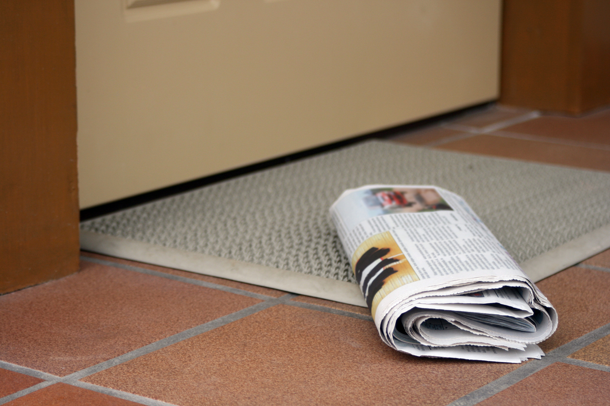Article image for Tech companies accused of 'stealing' as local newspapers cease publication