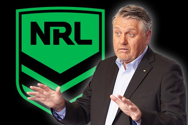 Article image for Ray Hadley backs major NRL shake-up