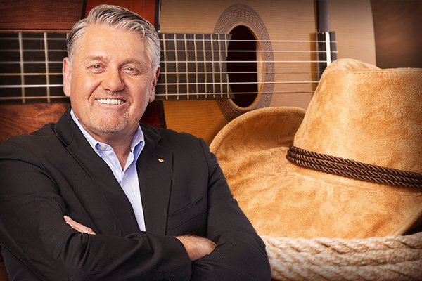 'It's what I am': Ray Hadley's passionate defence of country music