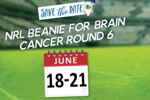 Article image for Pop your beanie on for the Beanie for Brain Cancer NRL round this week!