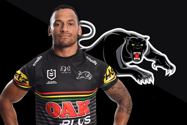 Article image for Apisai Koroisau champions Panthers teammate as the NRL's future best back-rower