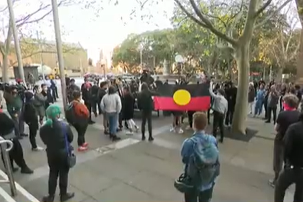 Article image for NSW Supreme Court rules planned Black Lives Matter protest unlawful