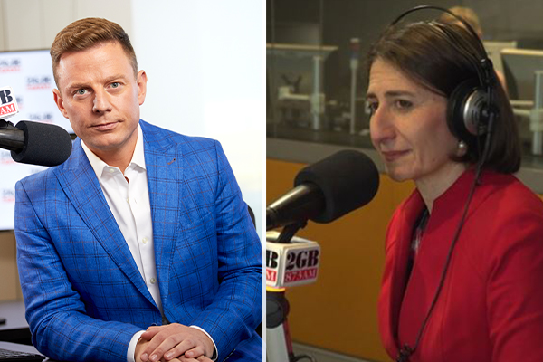 'What were you thinking?': Ben Fordham calls out 'appalling' swipe at Gladys Berejiklian