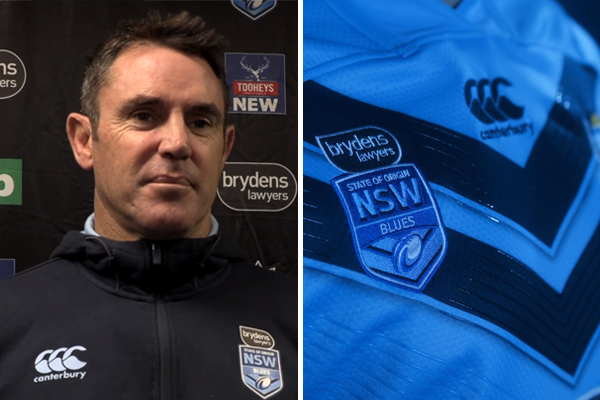 Article image for 'It's an incredible feeling': Brad Fittler extends Blues coaching contract
