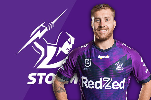 'What you see is what you get' with Storm's Cameron Munster