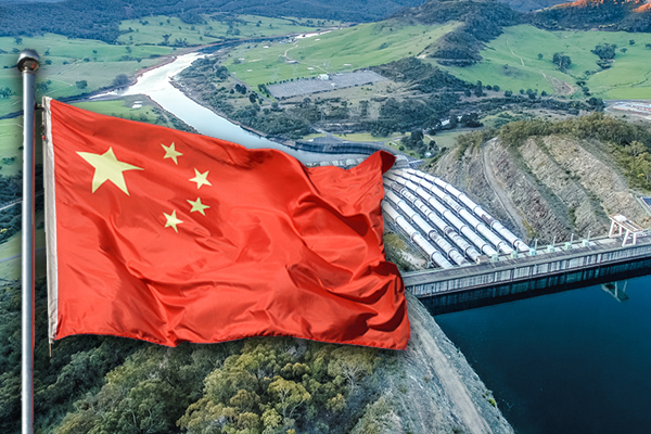 'Very concerned': NSW Senator raises alarm on Chinese company's bid to build hydro power plants