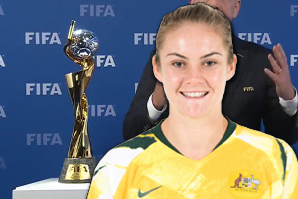 Article image for Matildas aim for a World Cup win on home soil