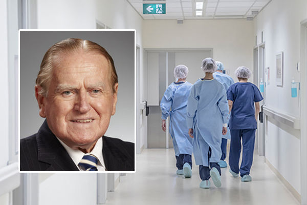 Article image for Fred Nile 'followed his conscience' in support of wage freeze