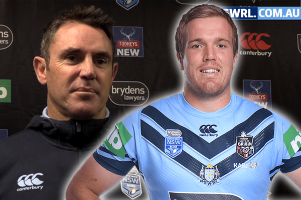 Article image for Blues players praise 'top guy' Brad Fittler