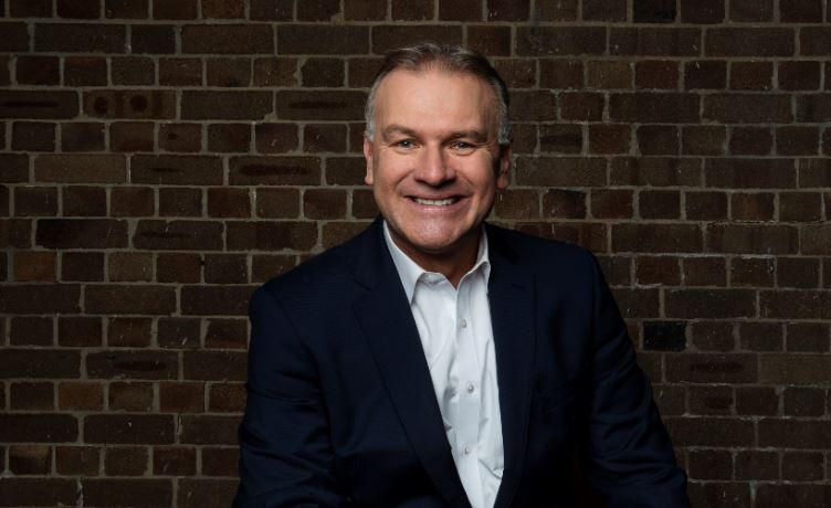 Article image for 'I'm thrilled to be joining you': Jim Wilson eager to take over 2GB Drive