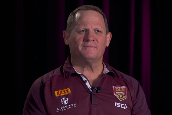 Article image for November Origin 'a big advantage' for Queensland says coach