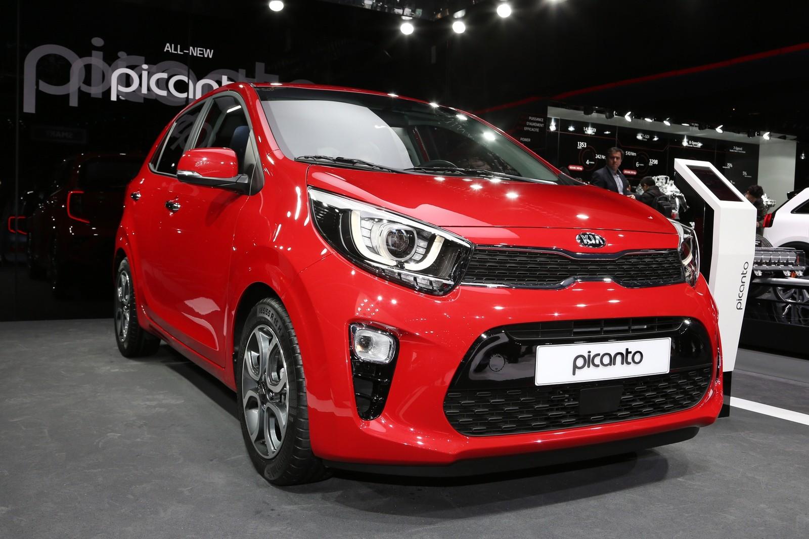 Kia Picanto - 1