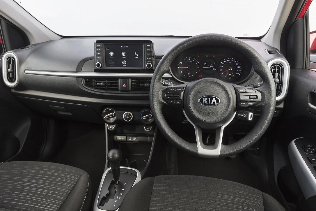 Kia Picanto interior - 4