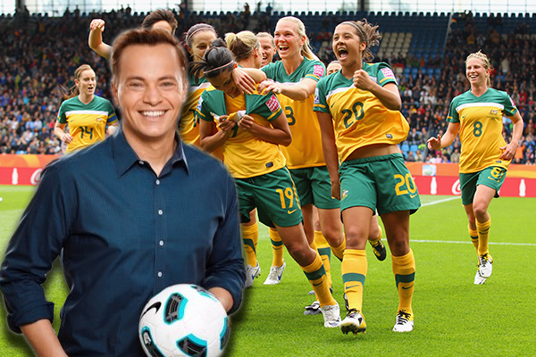Article image for 'No doubt' Matildas can win 2023 World Cup